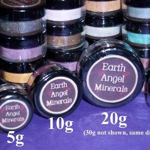 Earth Angel Minerals Cosmetics - All Products