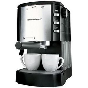 Hamilton Beach Espresso and Cappuccino Machine