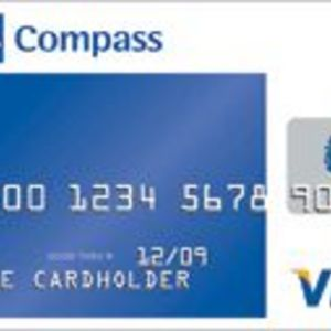 BBVA Compass Bank - Visa Check Card