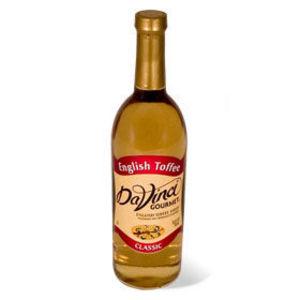 DaVinci Gourmet English Toffee Syrup