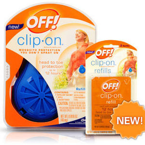 I Highly Remend You Run Out And Get Yourself An Off Clip On Repellent During These Hot Summer Months For Any Outdoor Trips
