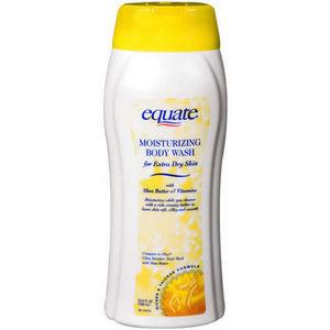 Equate Moisturizing Body Wash
