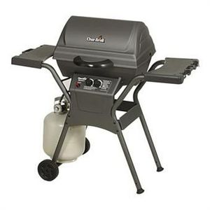 Char-Broil Quickset Propane Grill