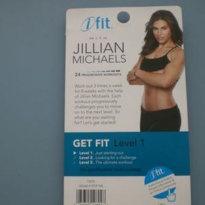 iFit Get Fit with Jillian Michaels
