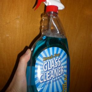 Great Value Streak-Free Glass Cleaner with Ammonia