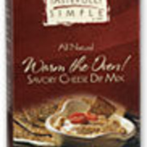 Tastefully Simple Warm the Oven Savory Cheese Dip Mix