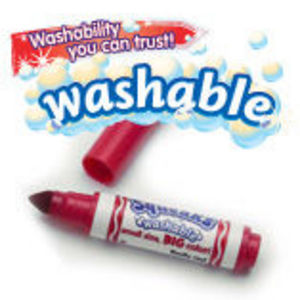 Crayola Pip-Squeaks Washable Markers