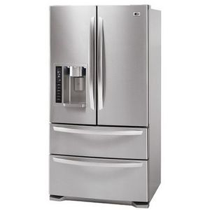 Lg French Door Refrigerator Lmx25981st Reviews