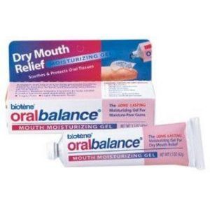 Biotene Oral Balance Dry Mouth Moisturizing Gel