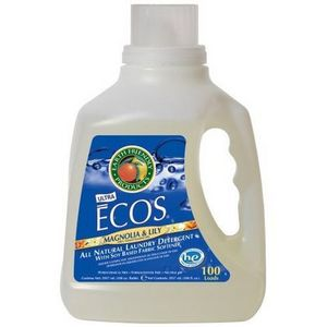 Earth Friendly Products 2X Ultra ECOS All Natural Laundry Detergent