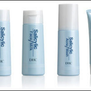 DHC Salicylic Acid Acne Products