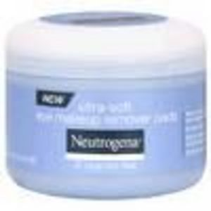 Neutrogena Ultra-Soft Eye Makeup Remover Pads