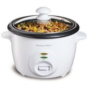Proctor Silex 10-Cup Rice Cooker 37533