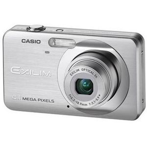 Casio - Exilim EX-Z80A Digital Camera