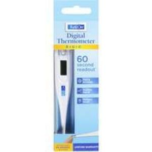 ReliOn Rigid Digital Thermometer