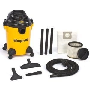Shop-Vac 6 Gallon Wet/Dry Vacuum
