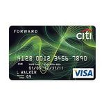 Citi - Forward Visa Card