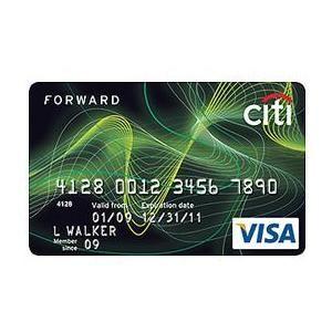 Citi - Forward Visa Card