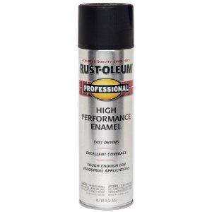 Rust-Oleum Professional High Performance Enamel