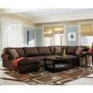 Ashley furniture brando cafe left corner chaise for Ashley durapella chaise