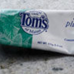 Tom's of Maine Natural Whole Care Anticavity & Tarter Control Plus Whitening Gel Toothpaste