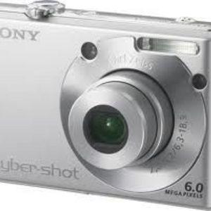 Sony - Cybershot W30 Digital Camera