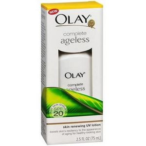Olay Complete Ageless Skin Renewing UV Lotion SPF 20