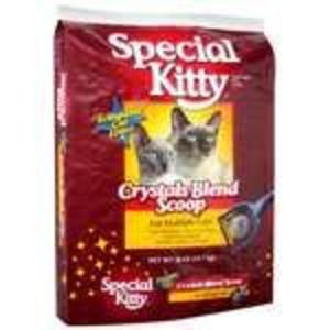 Special Kitty Crystals Blend Scoop Cat Litter