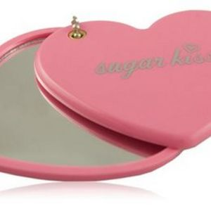 e.l.f. Sugar Kiss Sparkle Travel Mirror