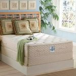 Stearns & Foster Tropical Oasis Saybrook Point Ultra Plush Mattress