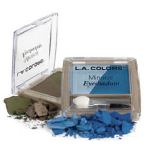 L.A. Colors Mineral Eyeshadow - All Shades