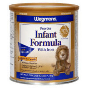 Wegmans Infant Formula With Lipil