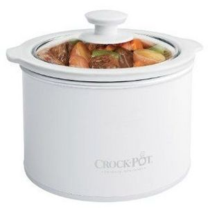 Rival 1.5-Quart Round Manual Slow Cooker