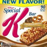 Kellogg's - Special K Chocolatey Pretzel Cereal Bars