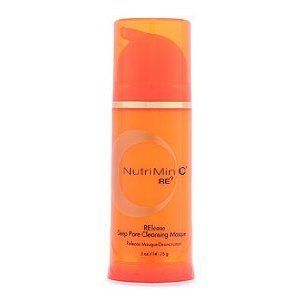 Arbonne NutriMinC RE9 RElease Deep Pore Cleansing Masque