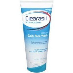 Clearasil StayClear Daily Face Wash