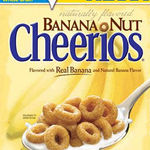 General Mills Banana Nut Cheerios
