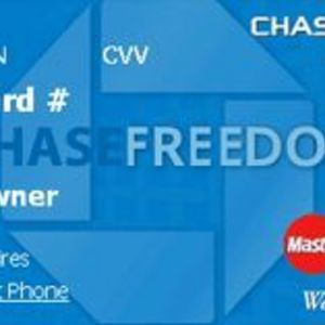Chase - Freedom World MasterCard