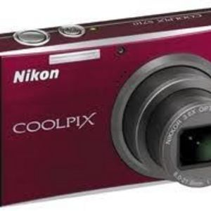 Nikon - Coolpix s710 Digital Camera