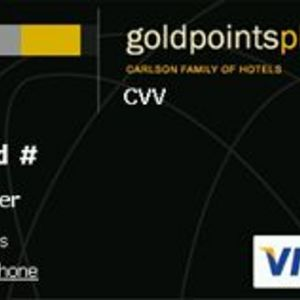 Bank of America - Goldpoints Plus Visa Card