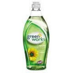 Clorox Green Works Natural Dishwashing Liquid