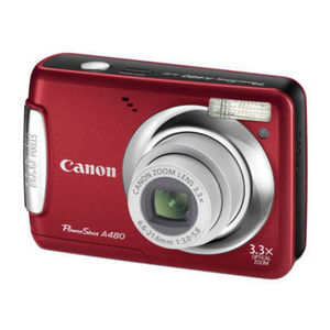 Canon - PowerShot A480 Digital Camera