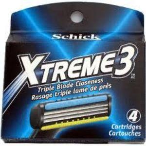 Schick Xtreme3 Razor