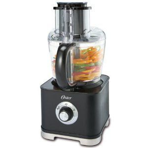 Oster 11-Cup Wide-Mouth Food Processor