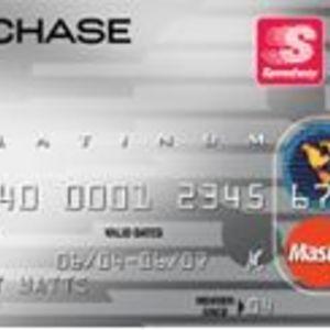 Chase - Speedway SuperAmerica MasterCard