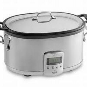 AllClad Deluxe Slow Cooker