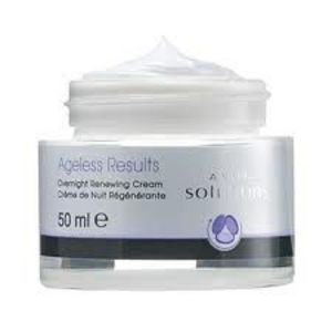Avon Ageless Results Overnight Renewing Cream PM
