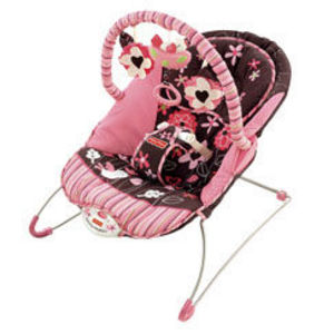 Fisher-Price Beautiful Garden Bouncer