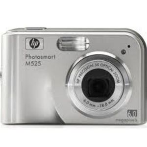 HP - Photosmart M525 Digital Camera