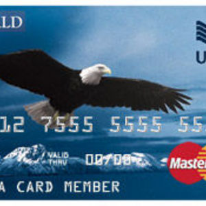 USAA - Rewards World MasterCard